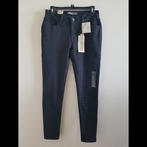New! Levi Strauss Ultra Low Rise Legging Size 11
